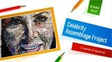 Celebrity Assemblage Portraits