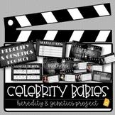 Celebrity Babies - Heredity & Genetics Project