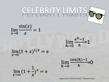 Celebrity Limits Image