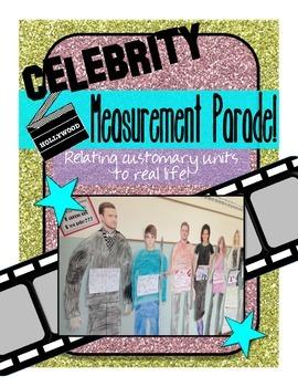 Celebrity Measurement Parade!