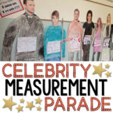 Celebrity Measurement Parade Project