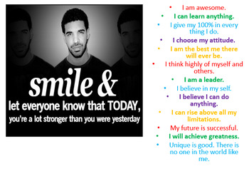 Celebrity Motivational Quotes And Affirmations