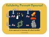 Celebrity Punnett Squares!