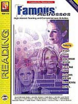 Celebrity Readers, Famous Actresses (Hi-Lo Book)