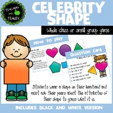 Math 2D and 3D Shape Game - Celebrity Shape