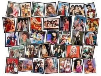 Celebrity Treasure Hunt using Access Queries