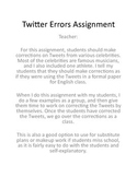Celebrity Twitter mistakes (Country musicians/artists and