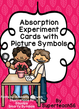 Celery Absorption Experiment Science Cards FREEBIE