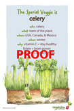 Celery Poster - Available in English and Spanish!