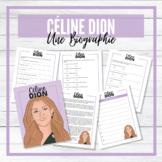 Céline Dion : Biographie d'un Francophone célèbre - French