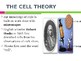 Cell Biology-Structures and Functions of Cell Parts