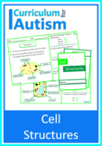 Cell Biology Comprehension Autism Special Education Science