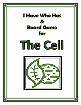 CELL ORGANELLES GAMES