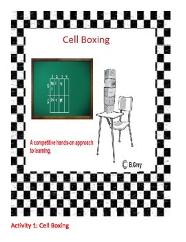Cell Boxing Activity (Hands on)