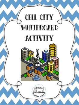 Cell City: Whiteboard Activity