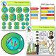 Cell Clip Art Bundle II - 157 Piece Biology Set