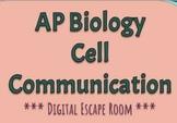 Cell Communication/Signal Transduction Pathways Digital Es