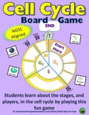 Cell Cycle Board Game: Compete to Make it Through the Cycl