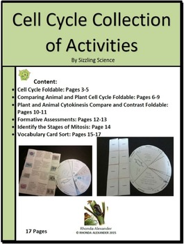 Cell Cycle Collection of Activities