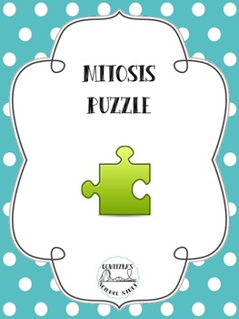 Cell Cycle (Mitosis) Puzzle