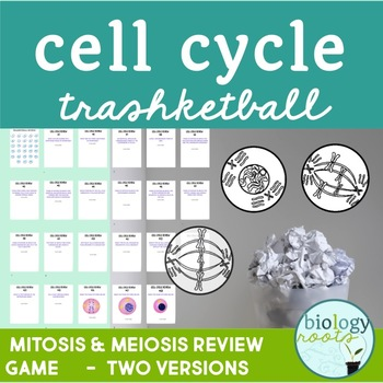 Cell Division Review Game- Mitosis and Meiosis
