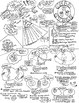 Cell Cycle/Mitosis Sketch Notes Doodle Notes W/Teacher's Guide & Student Notes!
