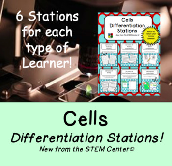 Cell Differentiation Stations