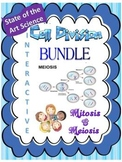 Cell Division BUNDLE (Mitosis & Meiosis)