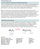 Cell Division, Cancer & Chemotherapy NGSS 5E Lesson