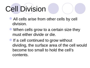 Cell cycle and cancer ppt.