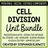 Cell Division Unit Bundle
