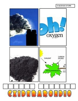 Cell Energy 4 pics one word vocabulary game