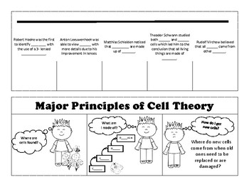 Cell History and Theory
