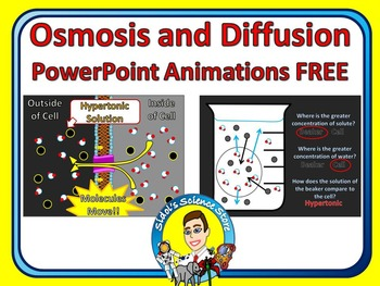 Cell Membrane PowerPoint Animations Preview