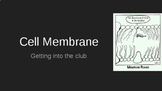 Cell Membrane Powerpoint