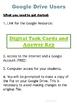 Cell Membrane Transport Bell Ringer or Exit Ticket Digital Task Card Set