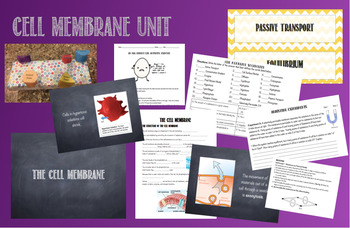 Cell Membrane: Unit Plan