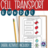 Cell Membrane and Cell Transport Bundle