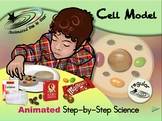 Cell Model - Animated Step-by-Step Science - Regular