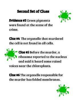 Cell Murder Mystery