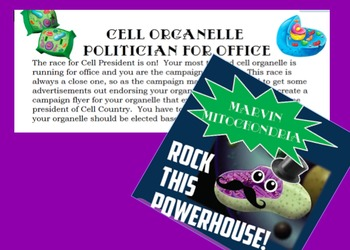 Cell Organelle Campaign