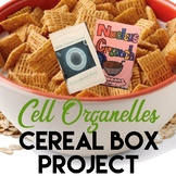 Cell Organelle Cereal Box Project