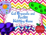 Cell Organelle Memory Matching Game