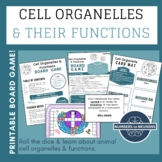 Cell Organelle Functions - BOARD GAME