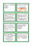 Cell Organelle Functions, Processes, & Division Task Cards
