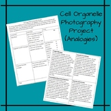 Cell Organelle Photography Project (Analogies)