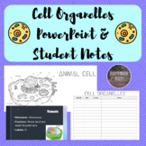 Cell Organelle PowerPoint & Notes