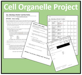 Cell Organelle Project