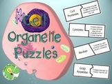Cell Organelle Puzzles