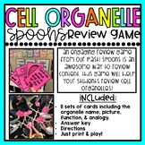Cell Organelle Spoons Review Game